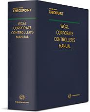 Corporate Controller's Manual
