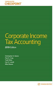 Corporate Income Tax Accounting
