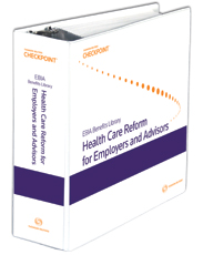 EBIA's Health Care Reform for Employers and Advisors