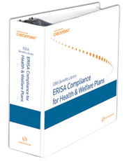 EBIA's ERISA Compliance for Health & Welfare Plans