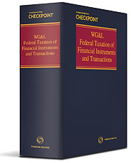 Federal Taxation of Financial Instruments and Transactions