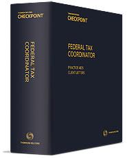 Federal Tax Coordinator
