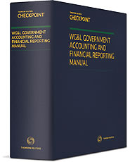 Government Accounting and Financial Reporting Manual