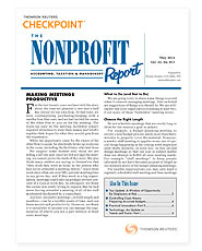 The Nonprofit Report