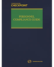 Personnel Compliance Guide