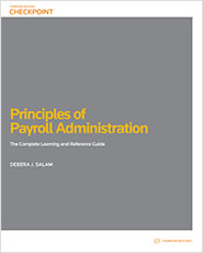 Principles of Payroll Administration