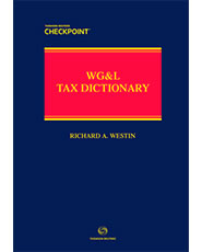 Tax Dictionary