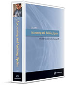 PPC's Accounting and Auditing Update