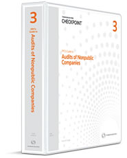 PPC's Guide to Audits of Nonpublic Companies | Audit and Accounting