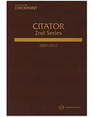 Citator 2nd