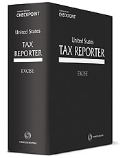 U.S. Tax Reporter: Excise