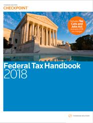 Federal Tax Handbook 2018