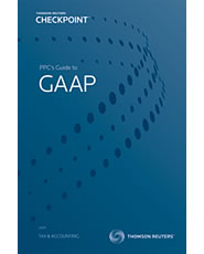 PPC's Guide to GAAP