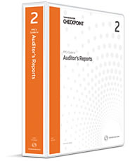 PPC's Guide to Auditor's Reports