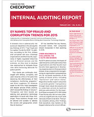 Internal Auditing Report