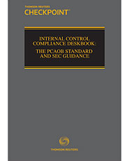 Internal Control Compliance Deskbook