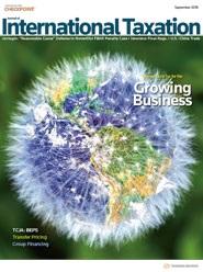 Journal of International Taxation