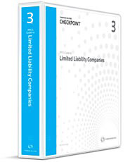 PPC's Guide to Limited Liability Companies