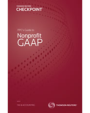 PPC's Guide to Nonprofit GAAP