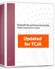 PPC's Nonprofit Tax and Governance Guide: Helping Organizations Comply