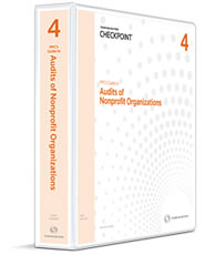 PPC's Guide to Audits of Nonprofit Organizations