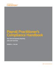Payroll Practitioner's Compliance Handbook