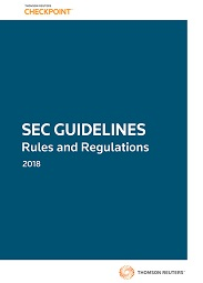 SEC Guidelines: Rules and Regulations Cover