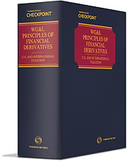 Principles of Financial Derivatives: U.S. and International Taxation