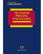 Transfer Pricing Strategies